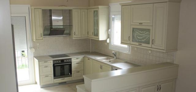 Κουζίνες φτιαγμένες με μεράκι